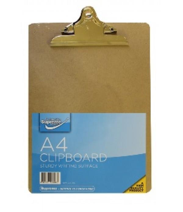 Clip Board A4 Wooden
