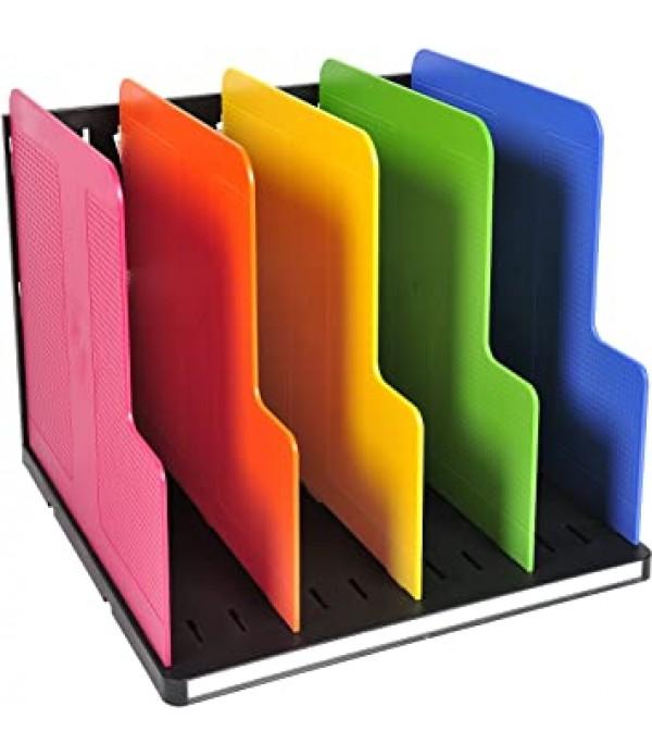 MODULOTOP vertical sorter with 5 dividers