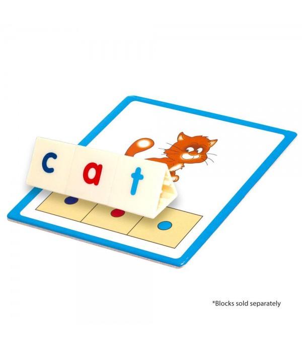 CVC Builder Activity Cards