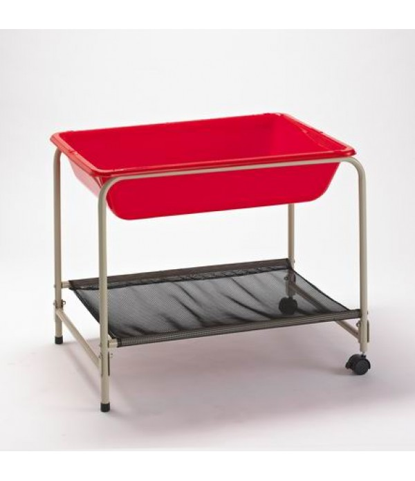 Sand & Water Tray With Stand