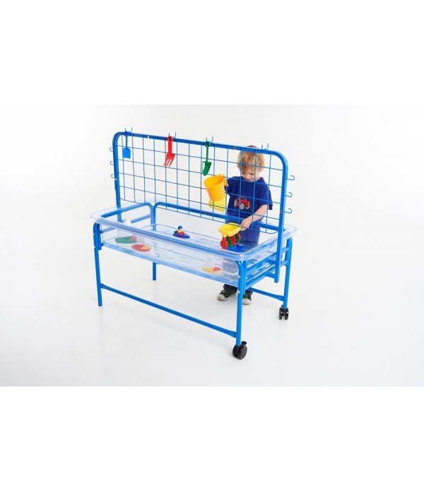 Water Play Activity Rack