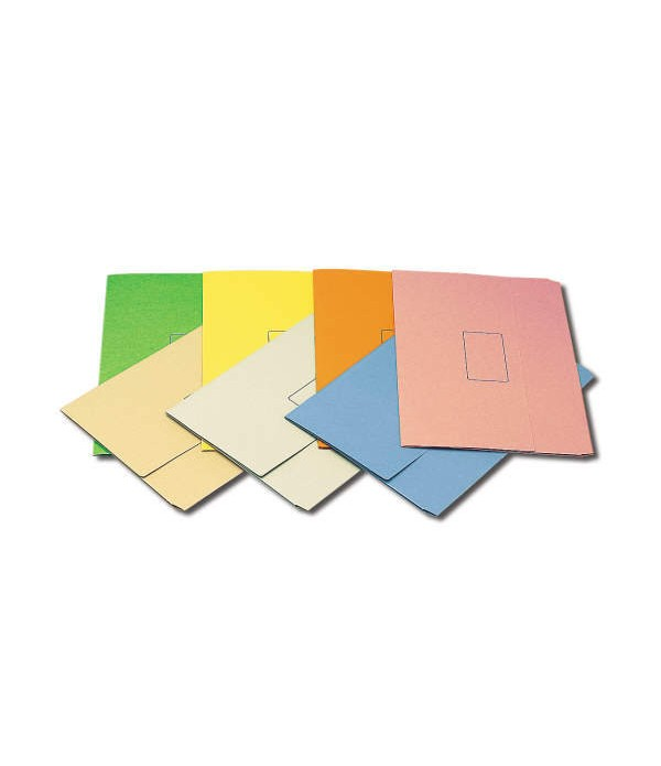Document Wallets Single Colour