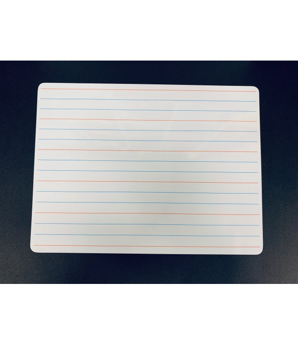 Drywipe Boards B2 Lined