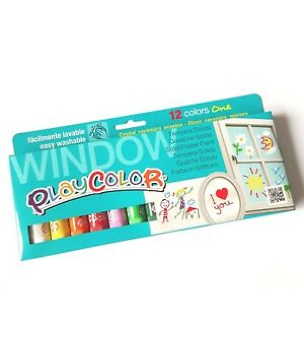Playcolor Window - Pk12