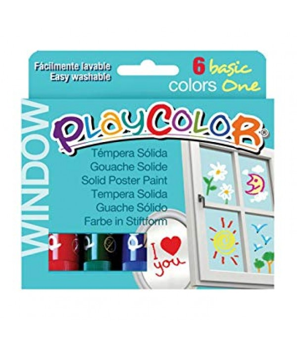 Playcolor Window - Pk6
