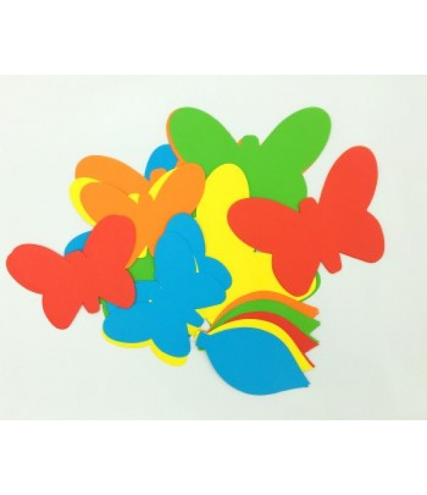 Butterflies - Cut Out Shapes