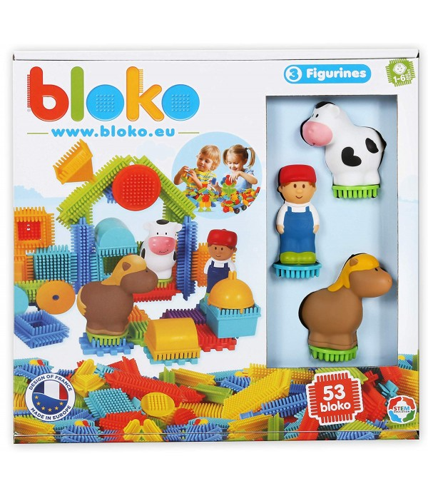 Blocko - Farm 53 Piece