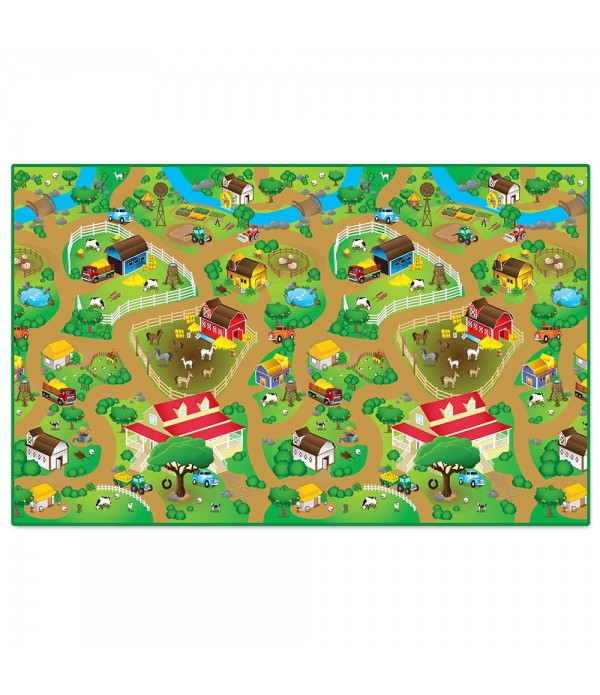 Floor Play Mat- Farm