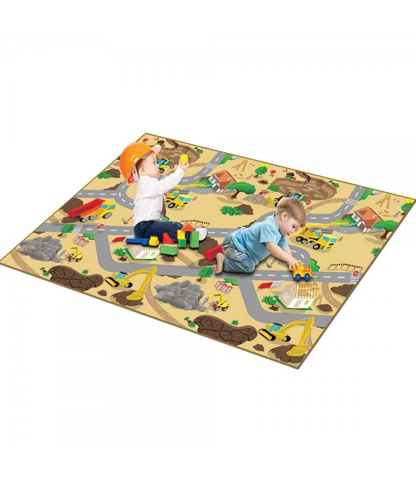 Floor Play Mat- Construction