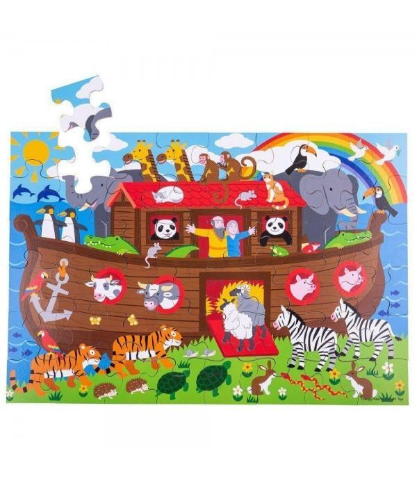 Noah's Ark Floor Puzzle