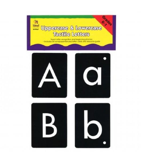 Tactile Letter Set