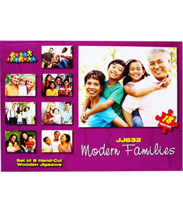 Modern Families Puzzles
