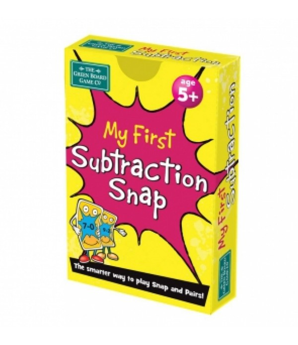 My First Subtraction Snap