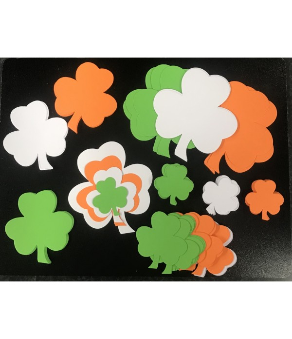 Shamrock Cut Outs