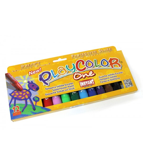 Playcolor One - Pk12