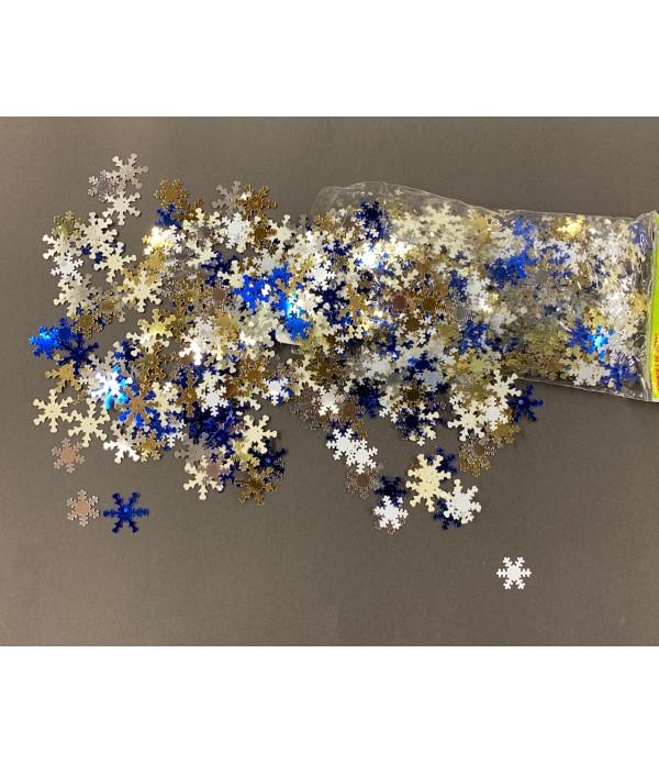 Sequins Snowflakes 5000's