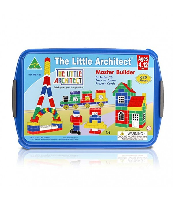 The Little Architect- Master Builder