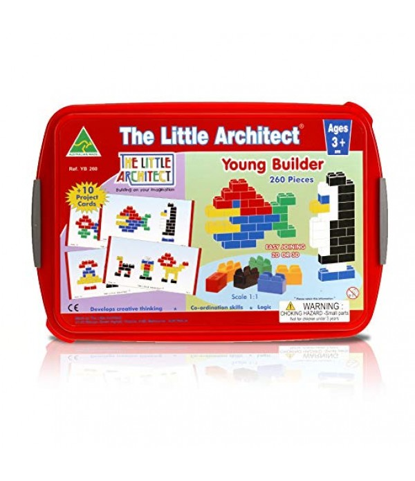 The Little Architect- Young Builder