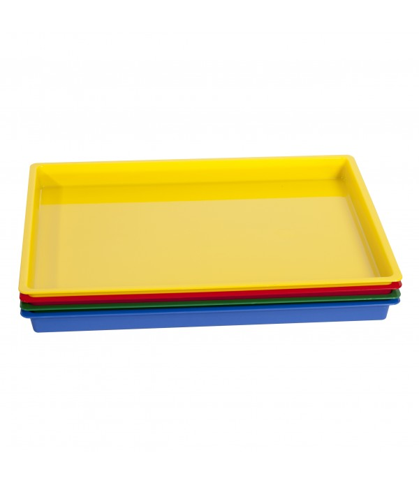 Paint and Craft Tray 4 Pack