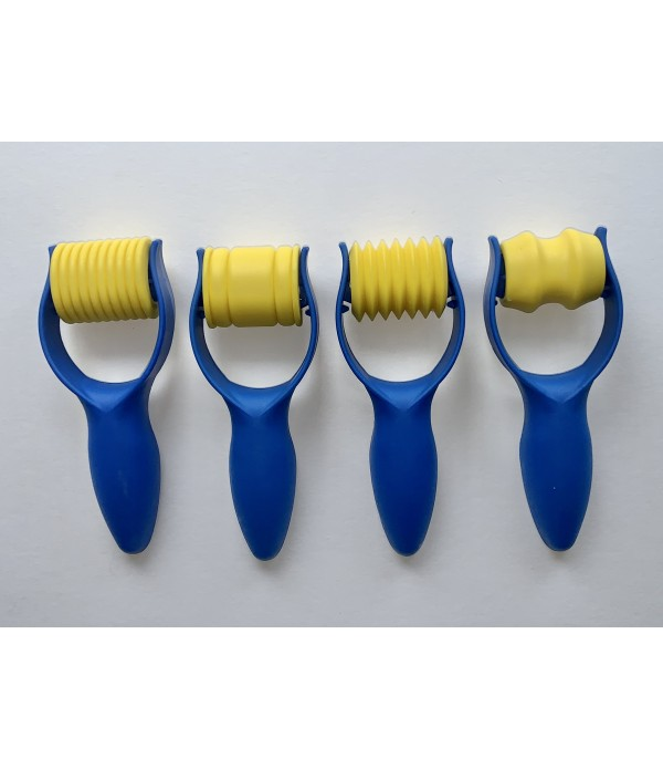 Dough Rollers Set of 4