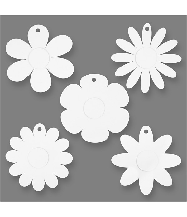 Flowers  - Cut Out Shapes