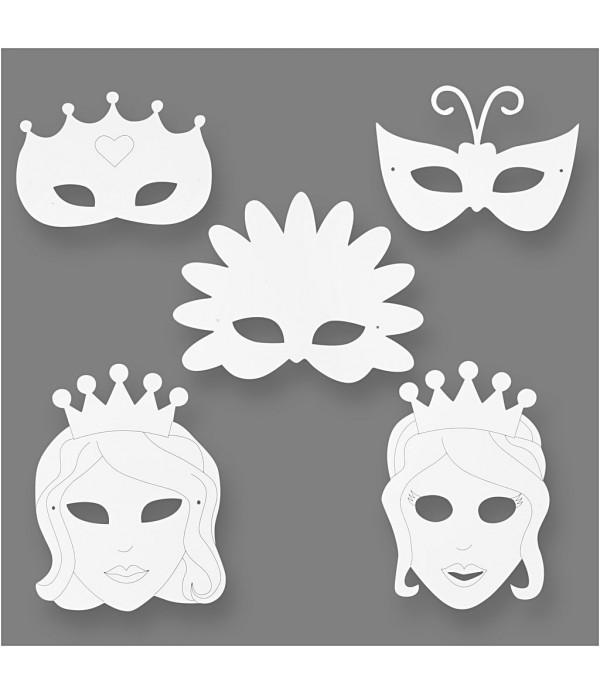 Fairy tale  Cardboard Masks