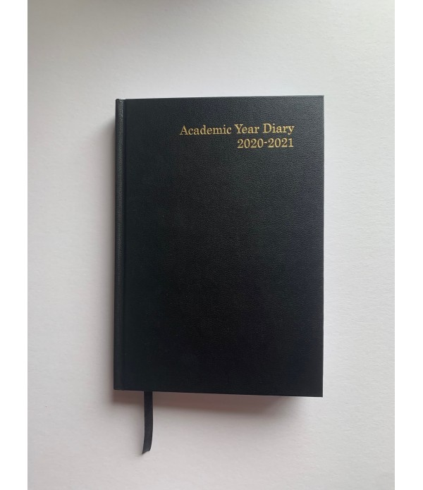 Academic Diary A5 Day Per Page  2020-21