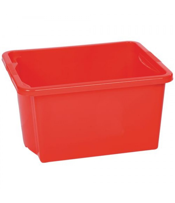 10 Litre Plastic Stackable Storage Box