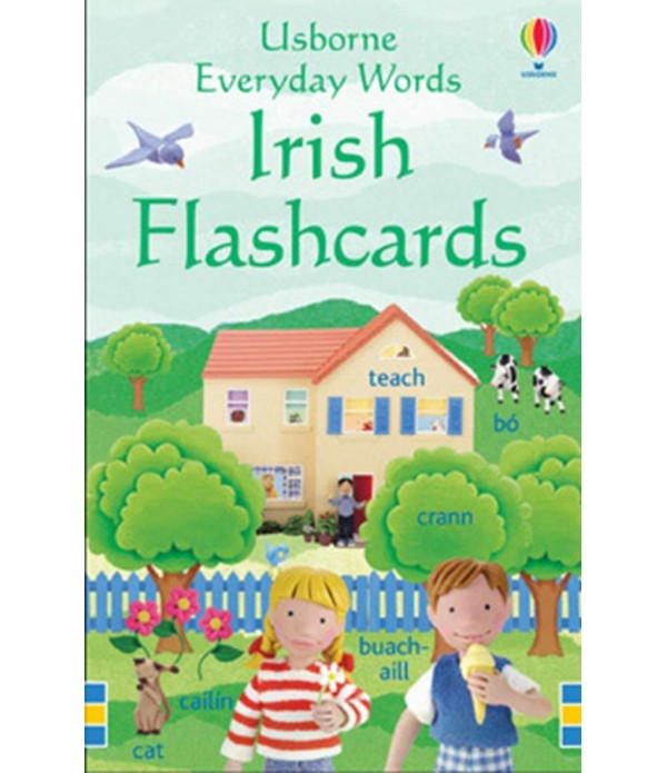 Irish Flash cards - Everyday Words