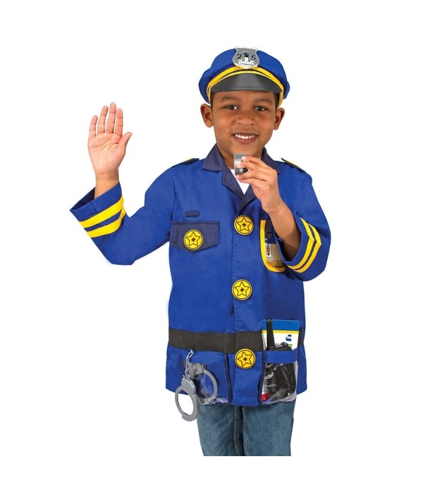Police Office Costume