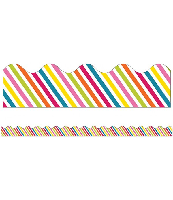 Trimmer Rainbow Stripe