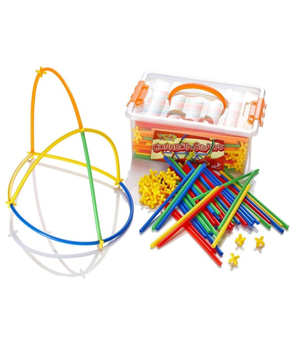 Construction Straws 400
