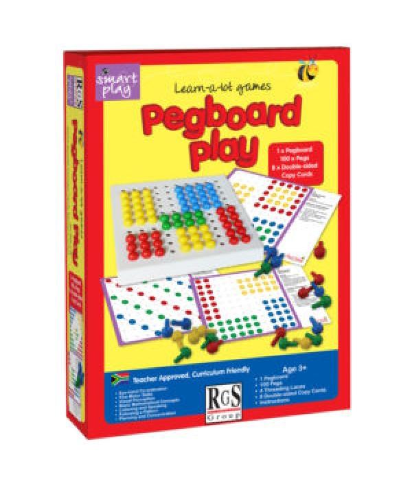 Pegboard Play