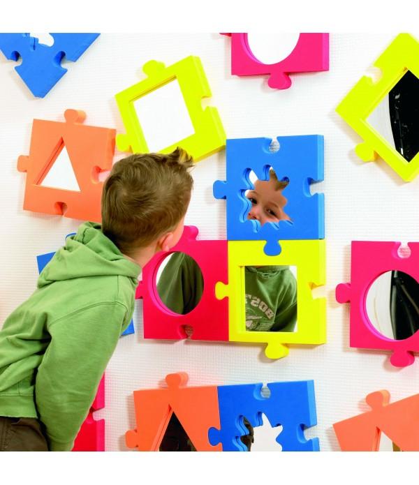 Jigsaw Softie Mirrors