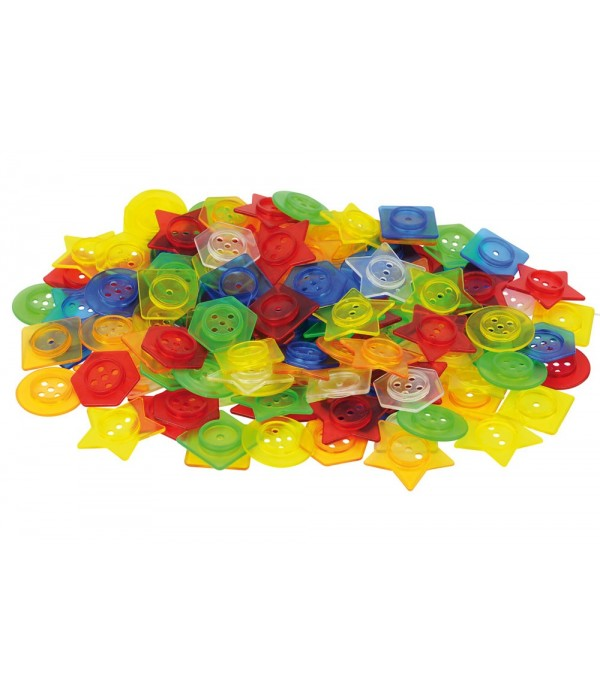 Stackable Translucent Buttons