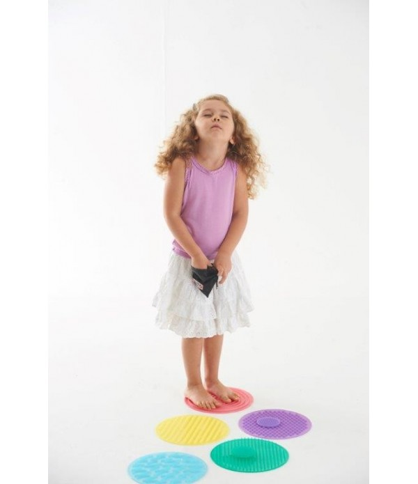 SiliShapes Sensory Circle Set