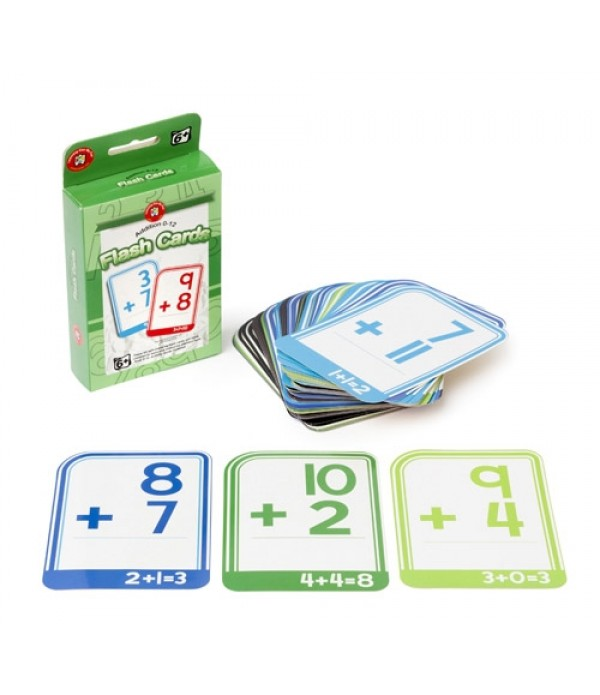Flash Cards Addition 0-12