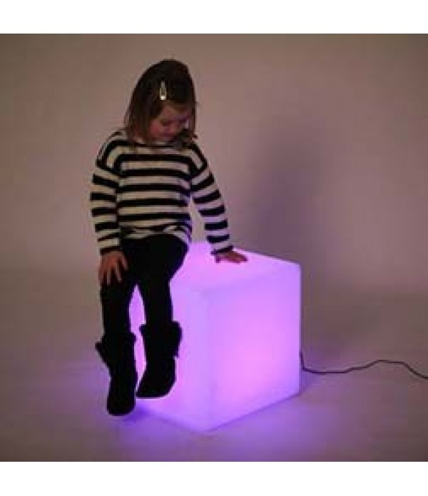 Sensory Mood Light Cube