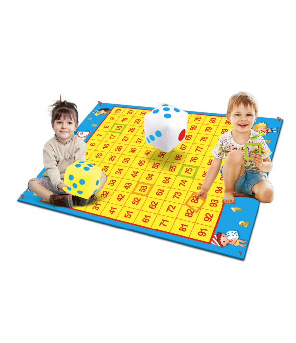 Large 100 Square Mat