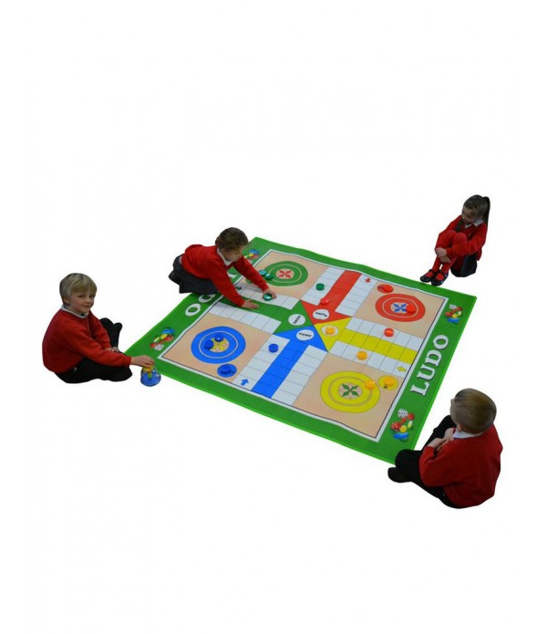 Giant Ludo Dice Game
