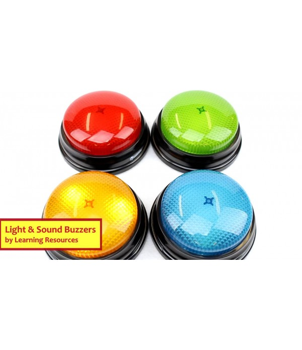Answer Buzzers  Lights & Sounds
