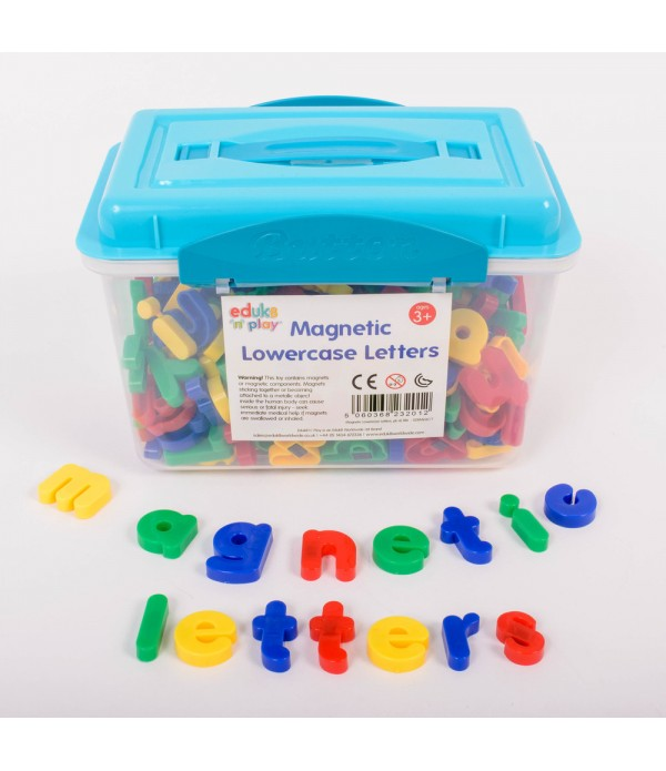 Magnetic  Letters Plastic Lower Case