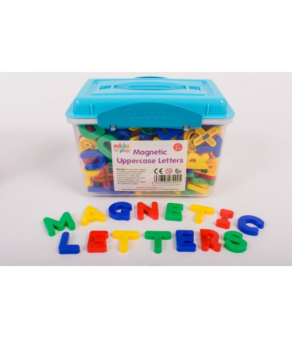 Magnetic  Letters Plastic Upper Case