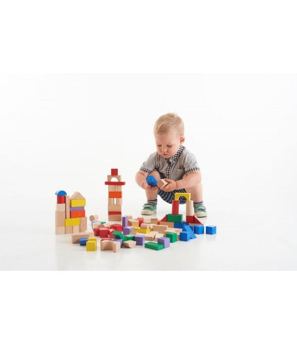 Wooden Blocks set