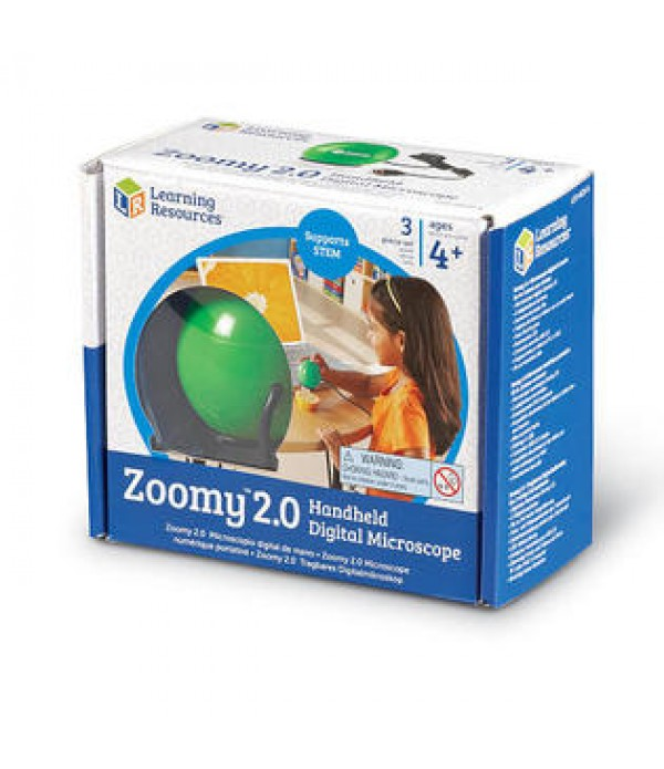 Zoomy 2.0 Digital Microscope