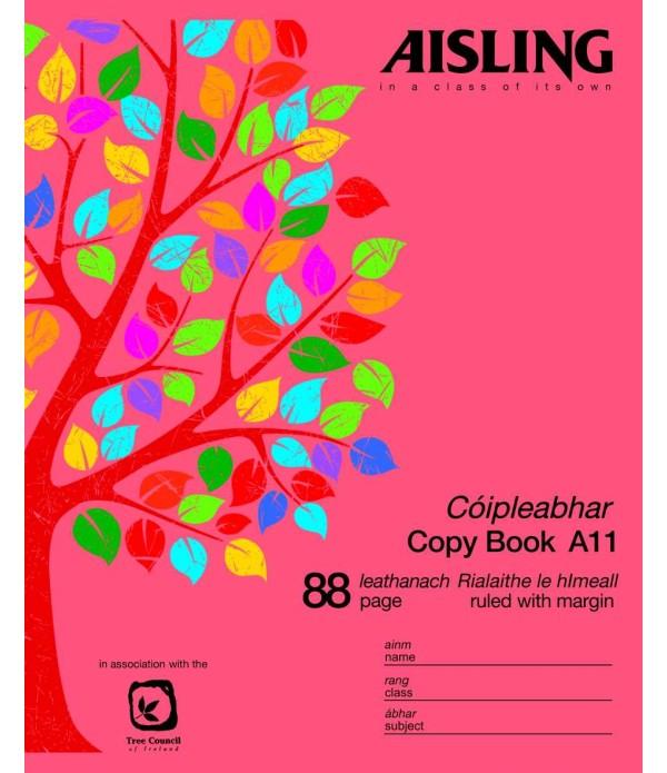 Copybook A11 88 Page