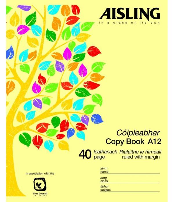 Copybook A12 40 page