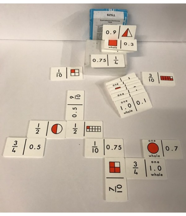 Equivalencey Dominoes