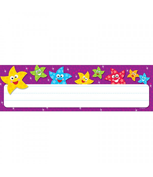 Name Plates Dancing Stars