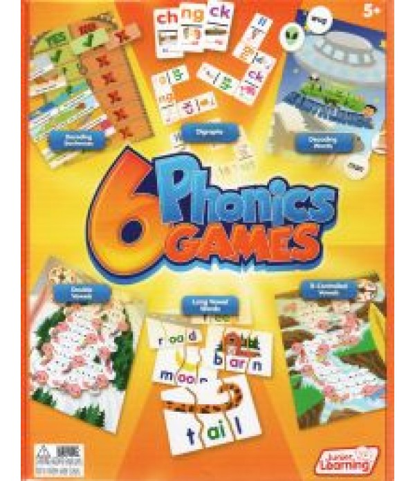 6 Phonics Game